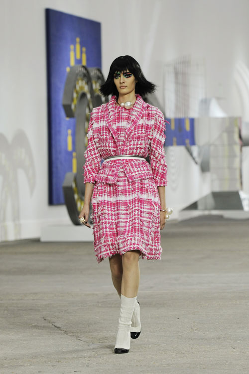 Chanel 2014 Spring-Summer Ready-To-Wear Collection