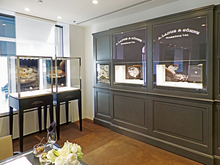 A. Lange & Soehne launches in Amsterdam