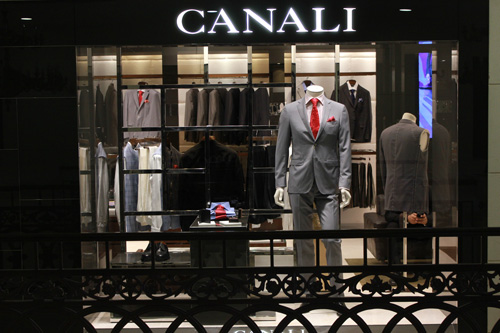 Canali opens store in Chennai