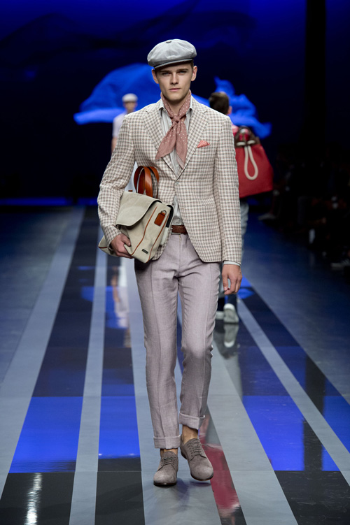 Canali Spring Summer 2013 Collection Vintage Menswear