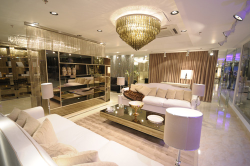 Italian brand Visionnaire flagship store in India