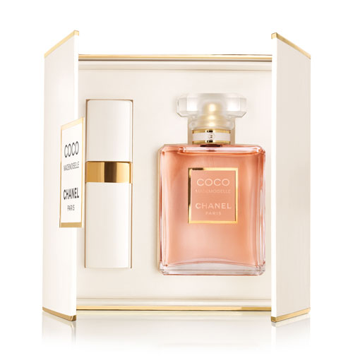 Chanel Limited edition Coffret Coco Mademmoiselle Parfum
