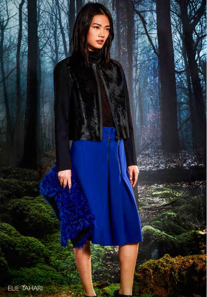 elie tahari autumn winter 2015 womenswear