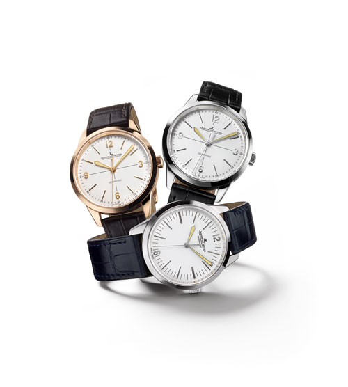 Jaeger-LeCoultre tribute to Geophysic 1958