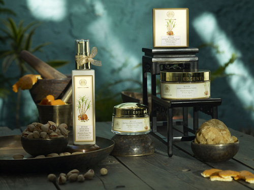 Forest Essentials unveils its new Rupam Collection