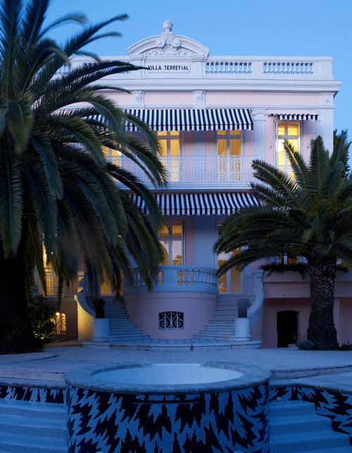 French home in Cannes