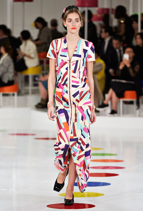 Chanel 2015/16 Cruise Collection