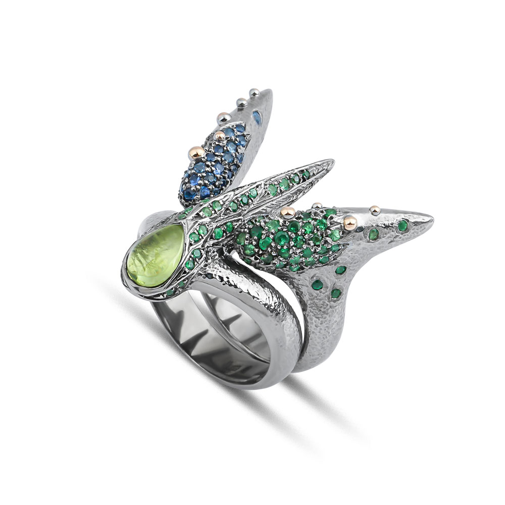 Jeweller Suciyan expands its Odyssey collection