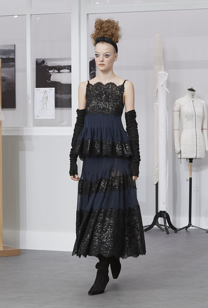 Fall/Winter 2016-2017 CHANEL Haute Couture collection