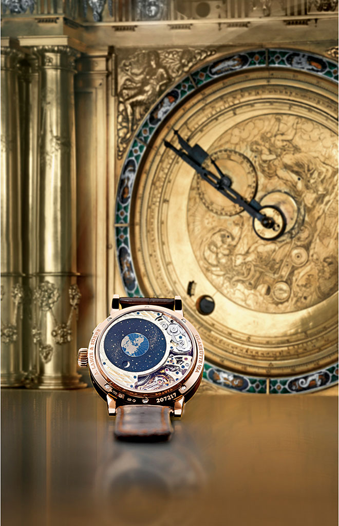 A. Lange & Soehne and SKD Museum, Dresden