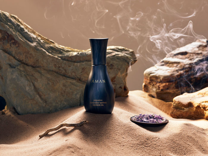Aman Hotels Resorts luxury Skincare Collection