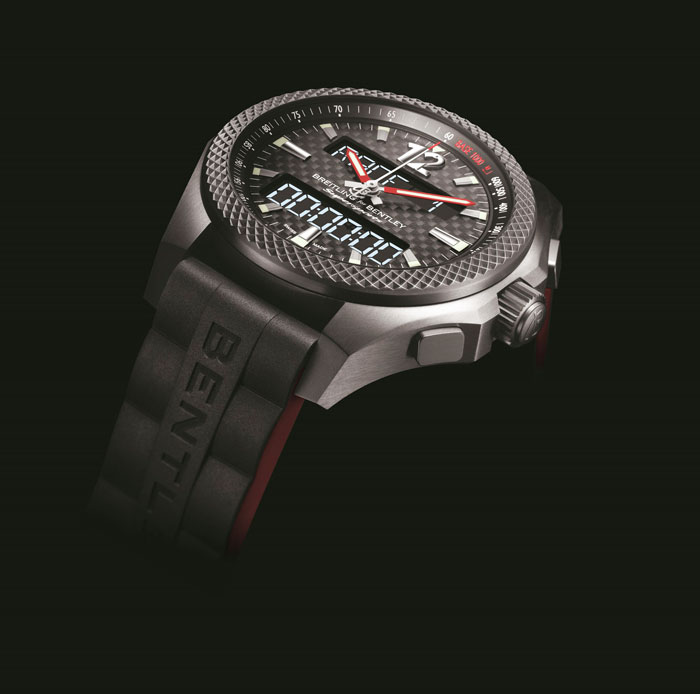 Breitling for Bentley Continental Supersports