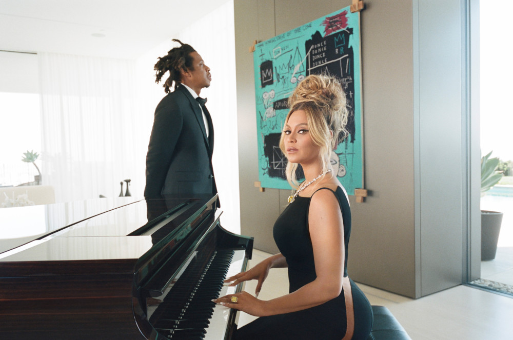 Jay Z and Beyonce About Love Tiffany & Co campaign