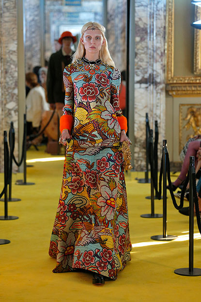 Gucci Cruise 2018 collection