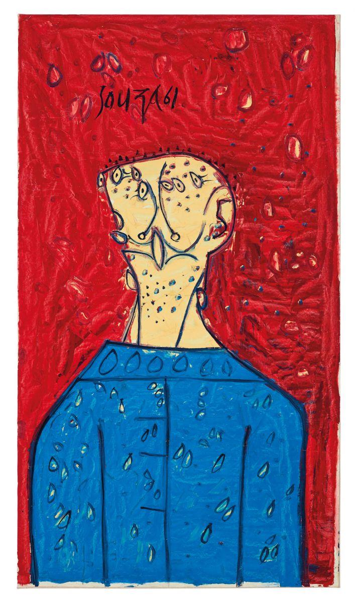 FN Souza art auction