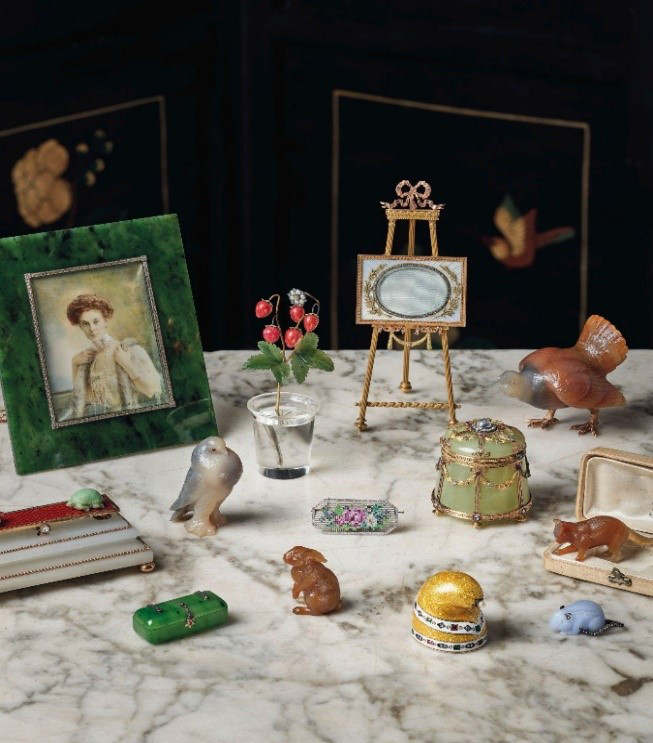 Faberge Masterpieces