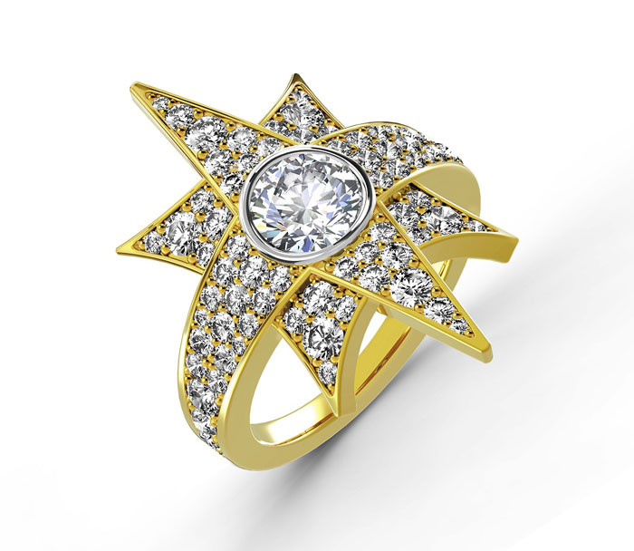 Bibhu Mohapatra X Forevermark Artemis jewelry collection