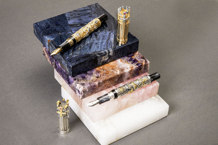 Game of Thrones Montegrappa pens
