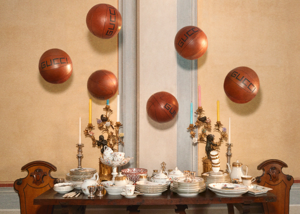 Gucci Lifestyle collection Basketball