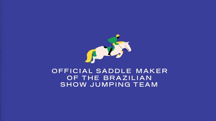 Hermès is the Official Saddler for the Brazilian Show Jumping Team