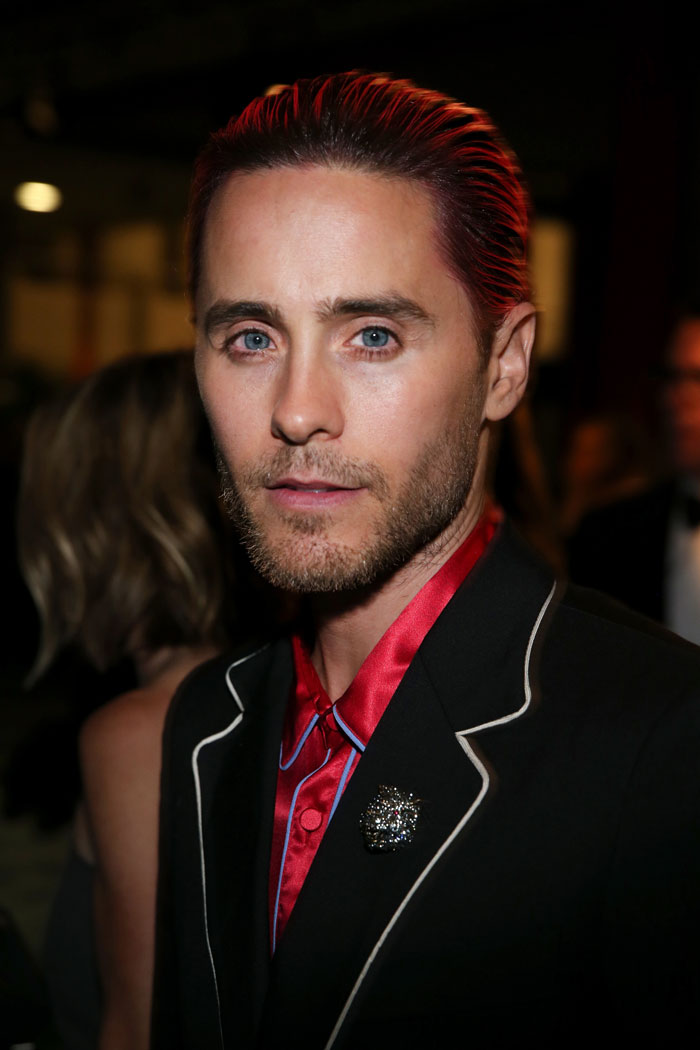 Jared Leto for Gucci Guilty