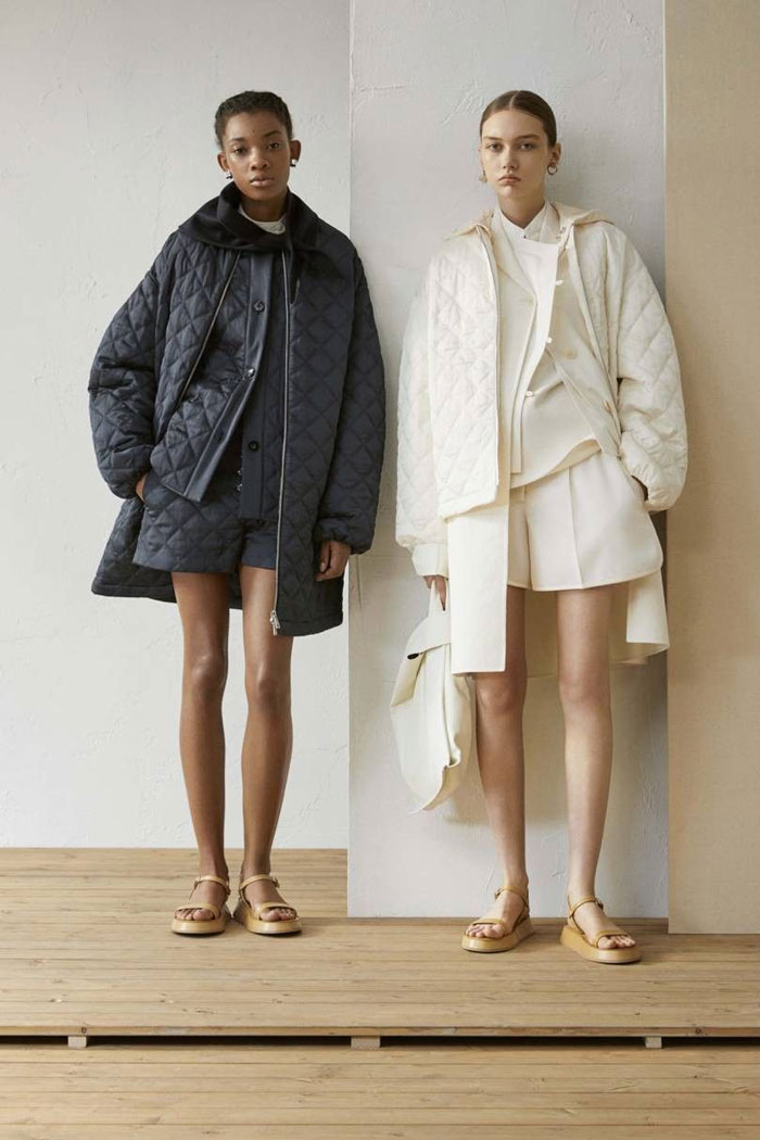 Jil Sander Minimalist Fashion Designs