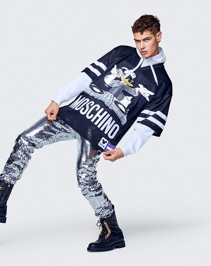 Moschino [TV] H&M 2018 Collection