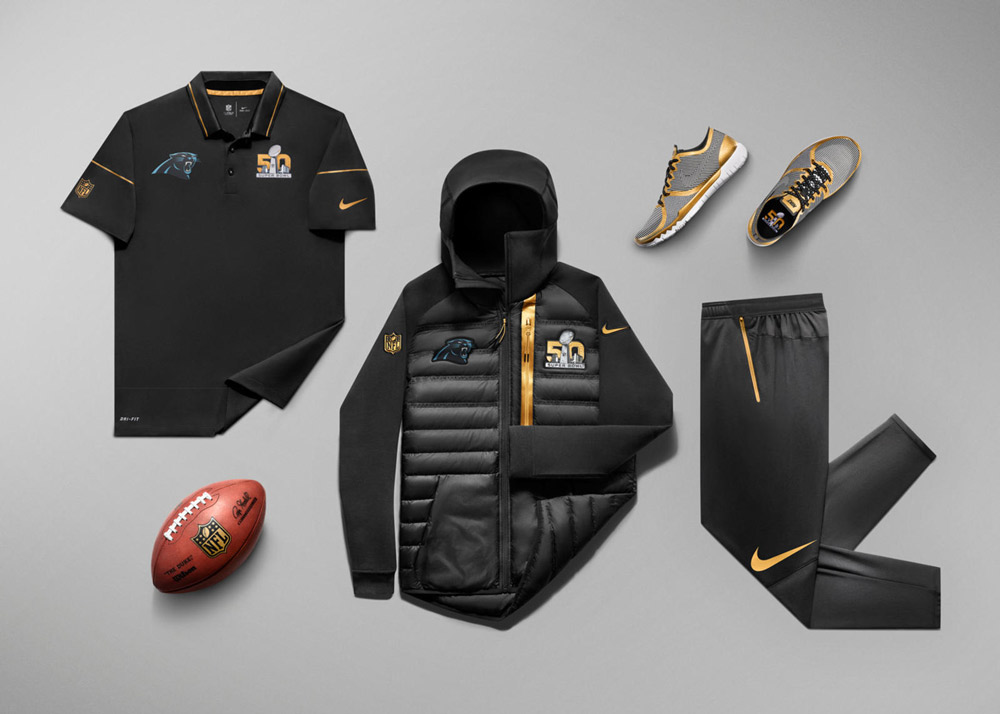 Nike Super Bowl 50 Collection