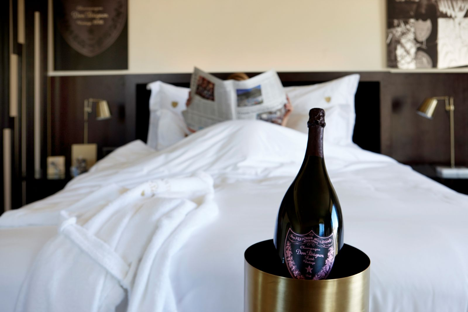 Dom Perignon Suite One&Only Cape Town Africa