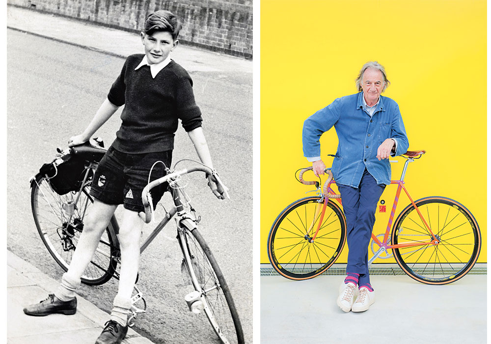 Paul Smith young and old