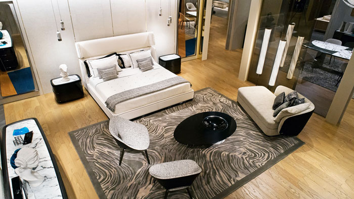 Visionnaire Reverie Bedroom Collection