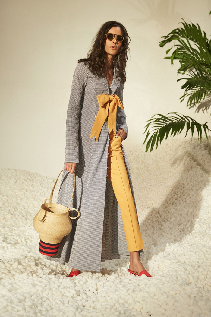 Rosie Assoulin Spring Summer 2017 Le Mill