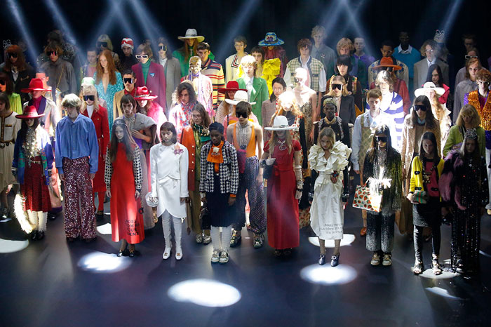 Gucci Spring Summer 2019 Collection