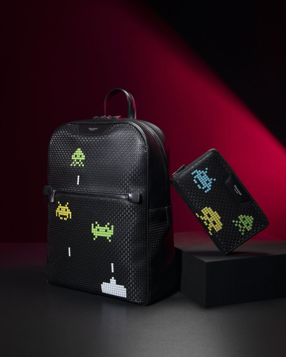 Serapian X Space Invaders Collection 2021