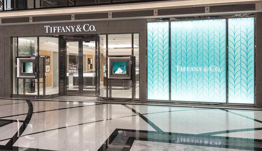 Tiffany & Co store India The Chanakya
