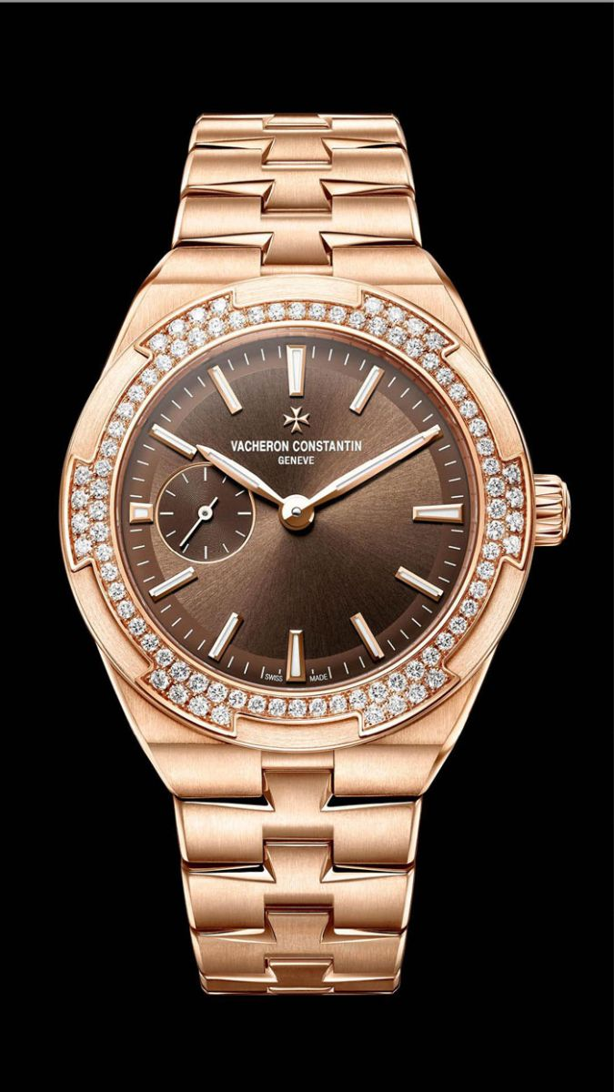 Vacheron Constantin Overseas Timepieces for Middle East and India