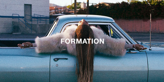 Beyonce The Formation World Tour with Gucci - Chime for Change