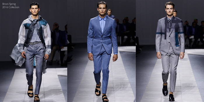 Brioni Spring 2016 Collection
