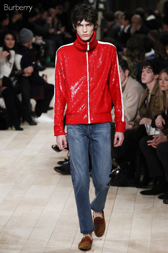 Burberry Fall Winter 2016-17 collection