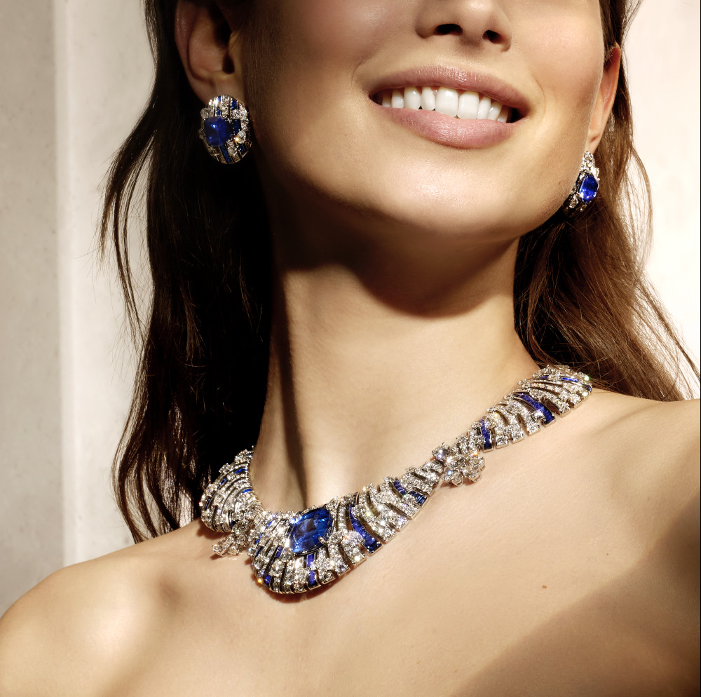 Bvlgari Magnifica High Jewelry necklace