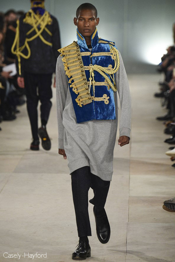 Casely-Hayford Fall Winter 2016-17 collection