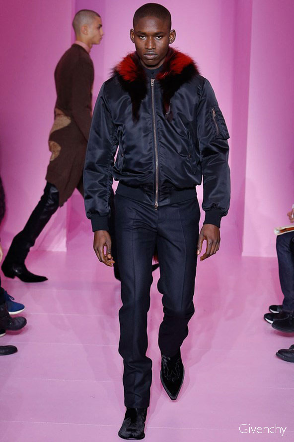 Givenchy Fall Winter 2016-17 collection