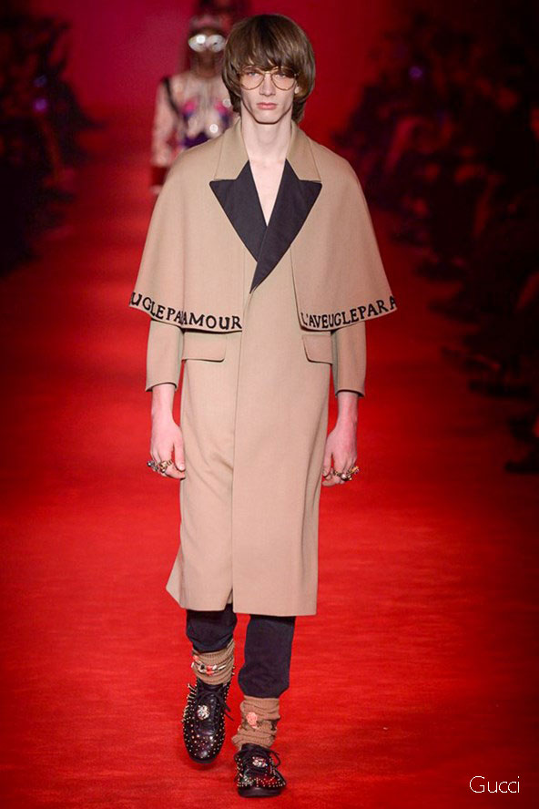 Gucci Fall Winter 2016-17 collection