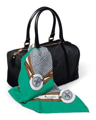Mrs Margaret Thatcher bag for auction Christie's 2015