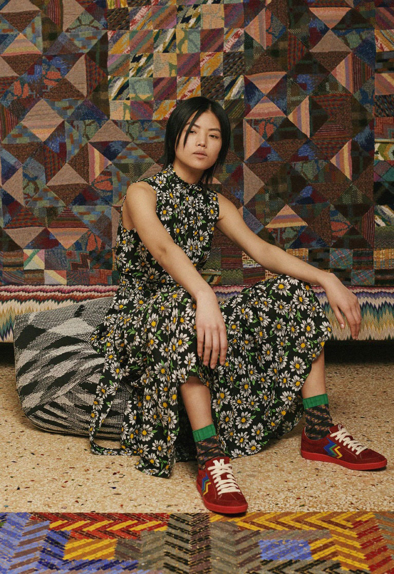 Missoni M fashion style