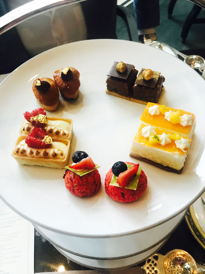 The Peninsula Chicago Afternoon Tea