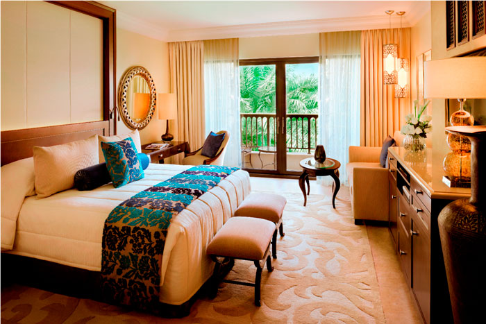 One&Only Royal Mirage Room Suite Accommodation