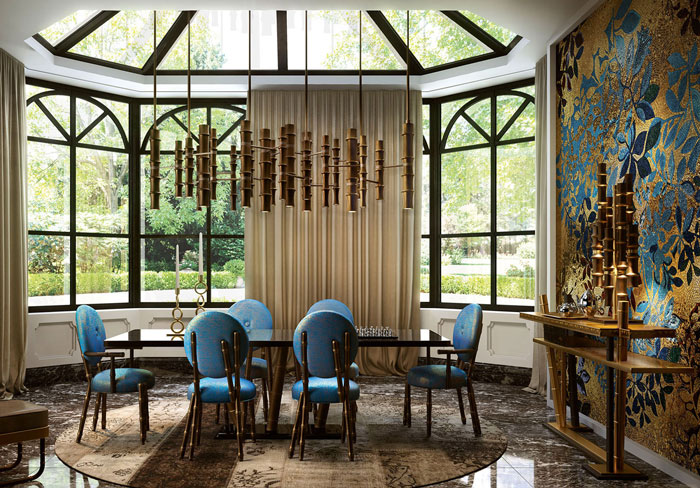 Sicis Siam Bamboo Collection Luxury Home Decor