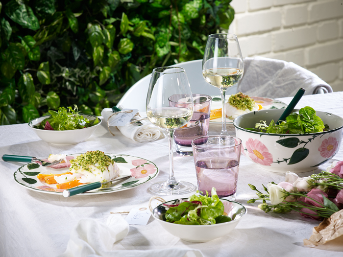 Villeroy & Boch Rose Sauvage collection 2018