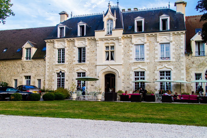 Verve Rally 2017 chateaus